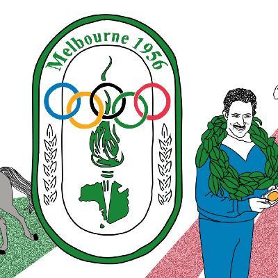 Jeux Olympiques 1956 - Melbourne