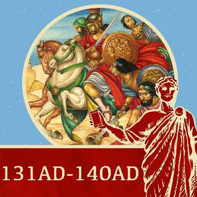 The Kitos War & Bar Kokhba Revolt | 131AD-140AD F/ Sam Aronow