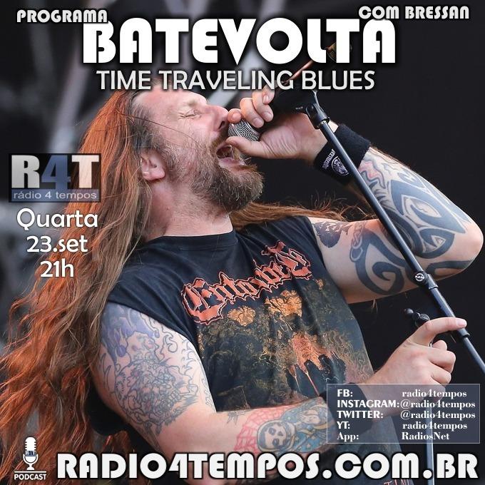 Rádio 4 Tempos - BateVolta 187:Rádio 4 Tempos