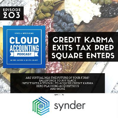 Credit Karma Exits Tax Prep, Square Enters