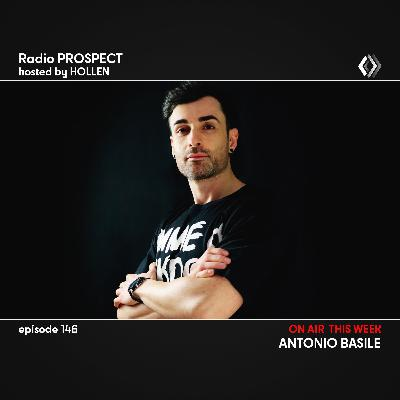 RadioProspect 146 - Antonio Basile