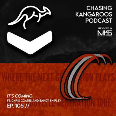 Ep #105 | It's coming.