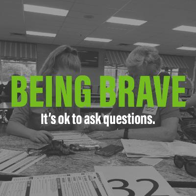 Being Brave with Ben Sterling