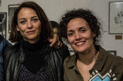 SHEILA BLANCO Y MARLANGO #LUNA342