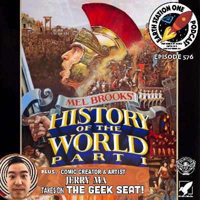 The Earth Station One Podcast - History of the World Part 1
