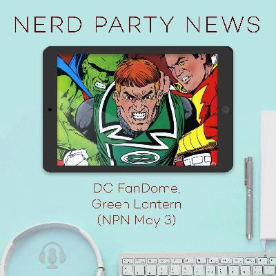 DC FanDome, Green Lantern (NPN May 3)