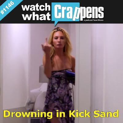 Below Deck: Drowning in Kick Sand