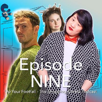 E09 Evelyn Mok (& Surprise 1st AD Appearance)