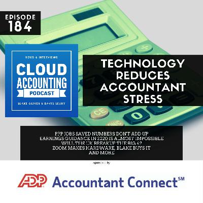 Technology Reduces Accountant Stress During Pandemic