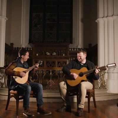 Episode 73: Sean Mathews Interview (Sean-nós, twelve string guitar, lap dulcimer)