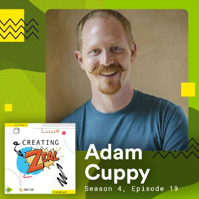 Building Products and New Businesses with Adam Cuppy