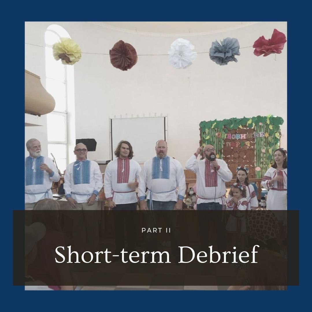 Short-term Debrief Part II: Season 2 Episode 4