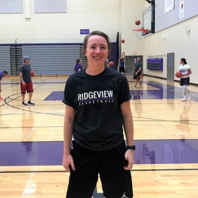 Alicia Love - Ridgeview Girls Basketball