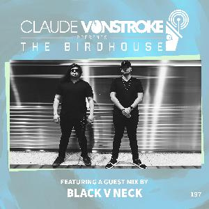 THE BIRDHOUSE 197 - Featuring Black V Neck