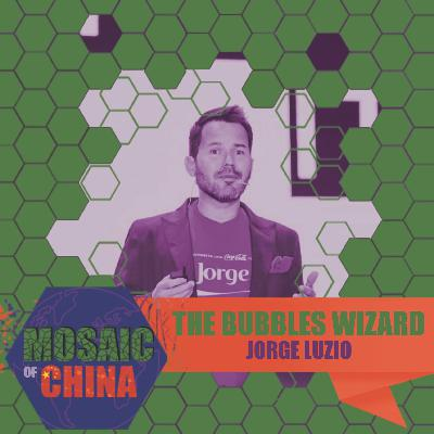 The Bubbles Wizard (Jorge Luzio, China Marketing for Sprite & Fanta at Coca-Cola)