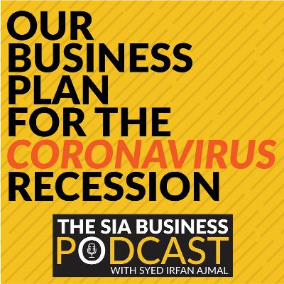 🎯 Fighting the Corona Recession: Our 7-Pronged Business Plan [S03E01]