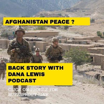 Afghanistan Peace?