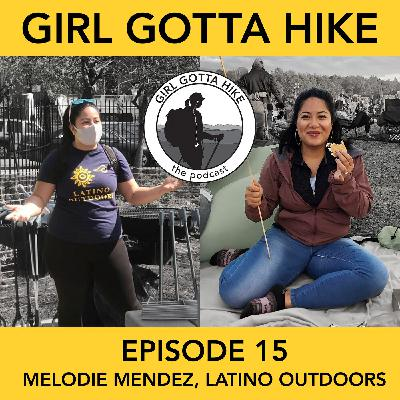 15. Melodie Mendez, Latino Outdoors NYC