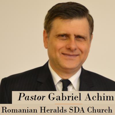 """Alege sa spui NU!"" Pastor Gabriel Achim"