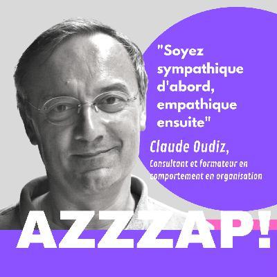3 contes que vous n'allez pas oublier, avec Claude Oudiz, consultant en comportement en organisation