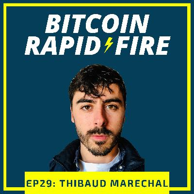 Thibaud Marechal: Custody, Insurance and Explaining Bitcoin