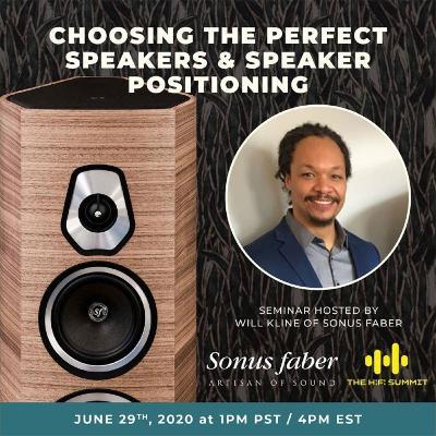 Sonus faber   Choosing the Perfect Speakers & Speaker Positioning   Will Kline