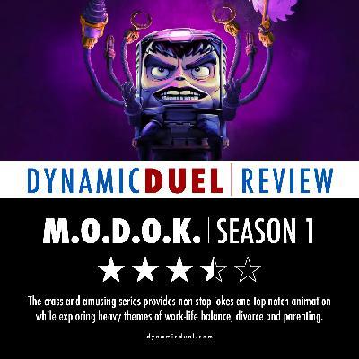 M.O.D.O.K. Season 1 Review