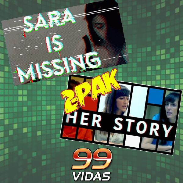 99Vidas 365 - 2-Pak: Sara is Missing e Her Story