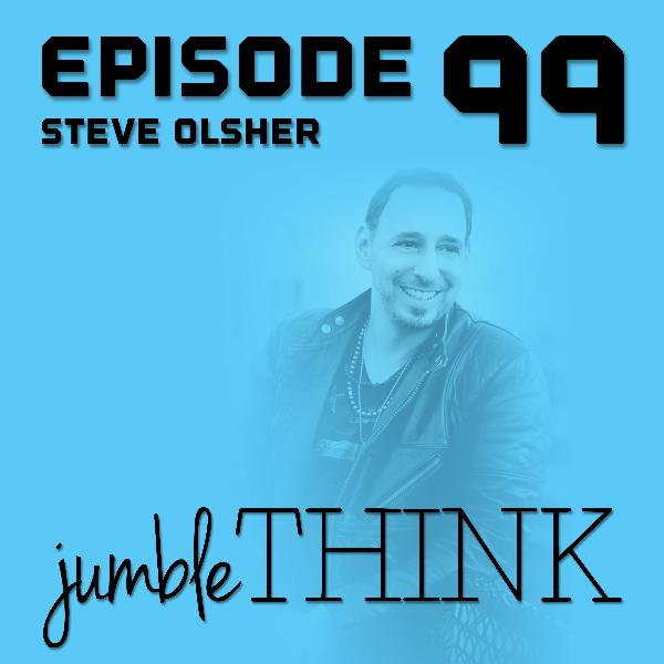 Being a Born Entrepreneur with Steve Olsher