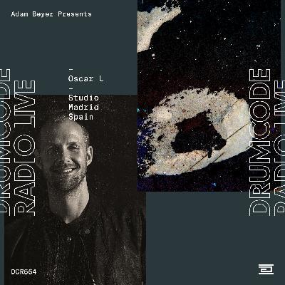 DCR554 – Drumcode Radio Live – Oscar L Studio Mix recorded in Madrid