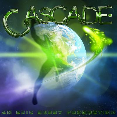 """Introducing """"CASCADE"""" by EBP Productions - starring Darren Marlar, host of """"Weird Darkness"""""""
