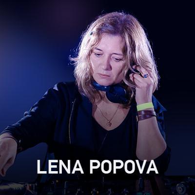 Lena Popova @ Record Club #1052 (15-09-2021)