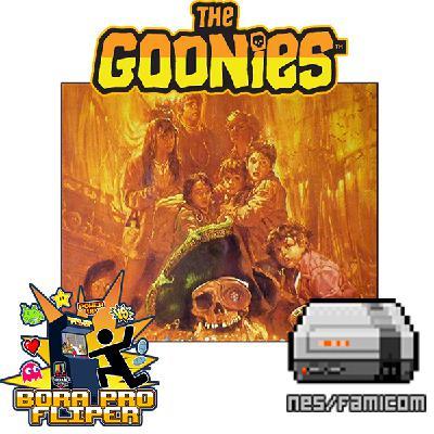Bora Pro Fliper #32 – Os Goonies (Famicon)