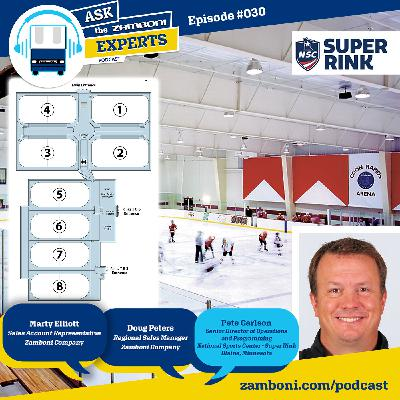 Episode #030: Pete Carlson of the National Sports Center Super Rink, MN