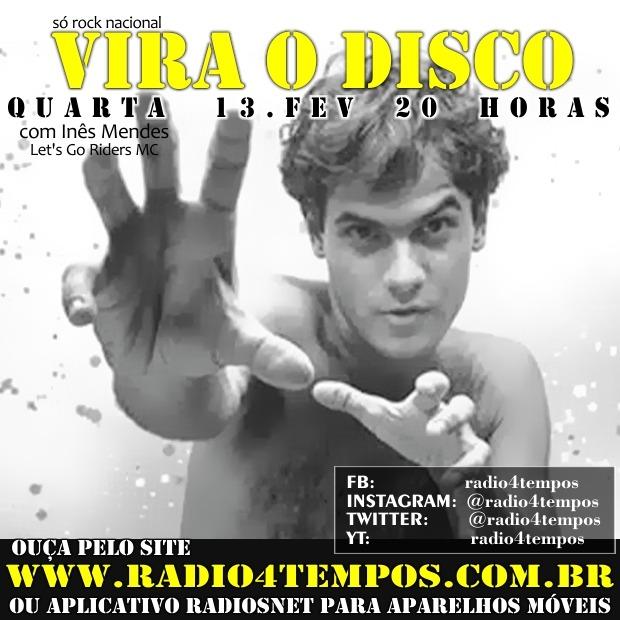 Rádio 4 Tempos - Vira o Disco 37:Rádio 4 Tempos