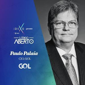 Paulo Palaia, CIO, GOL Linhas Aéreas