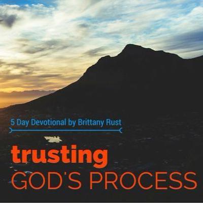 #Trusting God's Process 2
