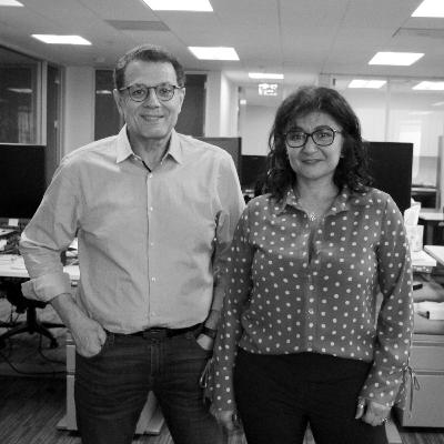 Transforming security with MagicCube co-founders Hisham Shawki and Nancy Zayed (Ep 19)