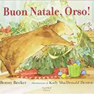 Audiolibri per bambini - Buon Natale orso (www.radiogiochiecolori.it)