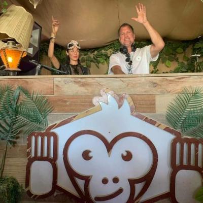 Roger Silver Live at Monkey Love - Burning Man 8.31.19