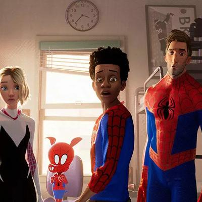 Peter Ramsey, director of Spider-Man: into the Spiderverse