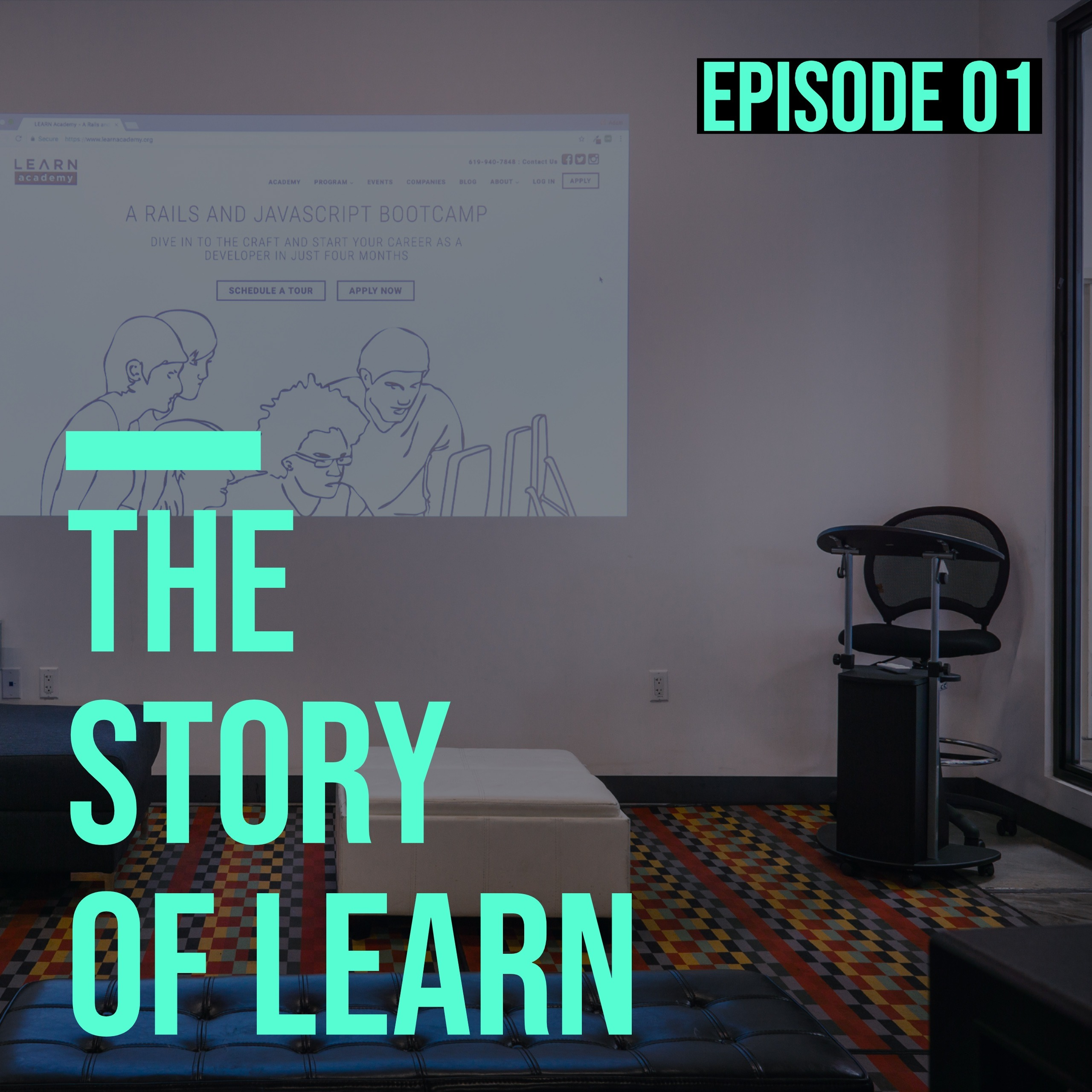 The Story of LEARN - Episode 01