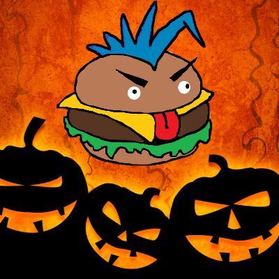 Episode 13 - Halloween-ish.