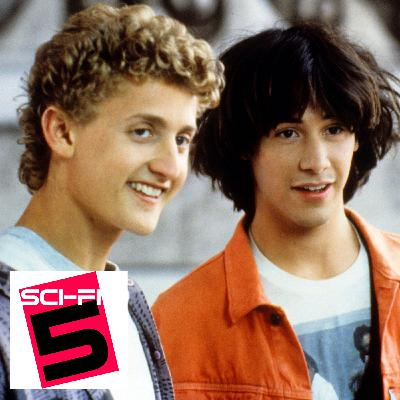 Bill & Ted's Excellent Adventure - February 17, 1989