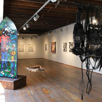 Art Talk - Repercussions: Redefining the Black Aesthetic