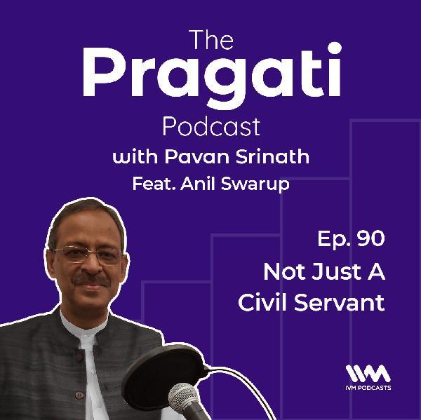 Ep. 90: Not Just A Civil Servant