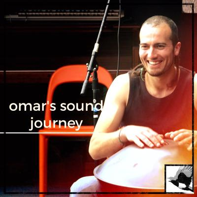Omar's Sound Journey ~ The Hang | performance at the May 2015 Sunday Matinée