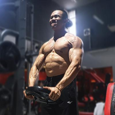 How to Master Yourself Through the Art of Bodybuilding with Nicholas Yung
