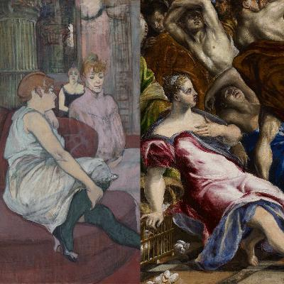 """Conférence """"Greco, Lautrec : la rencontre oubliée"""" (23-10-2019)"""