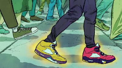 Finding Your Inner Sneakerhead